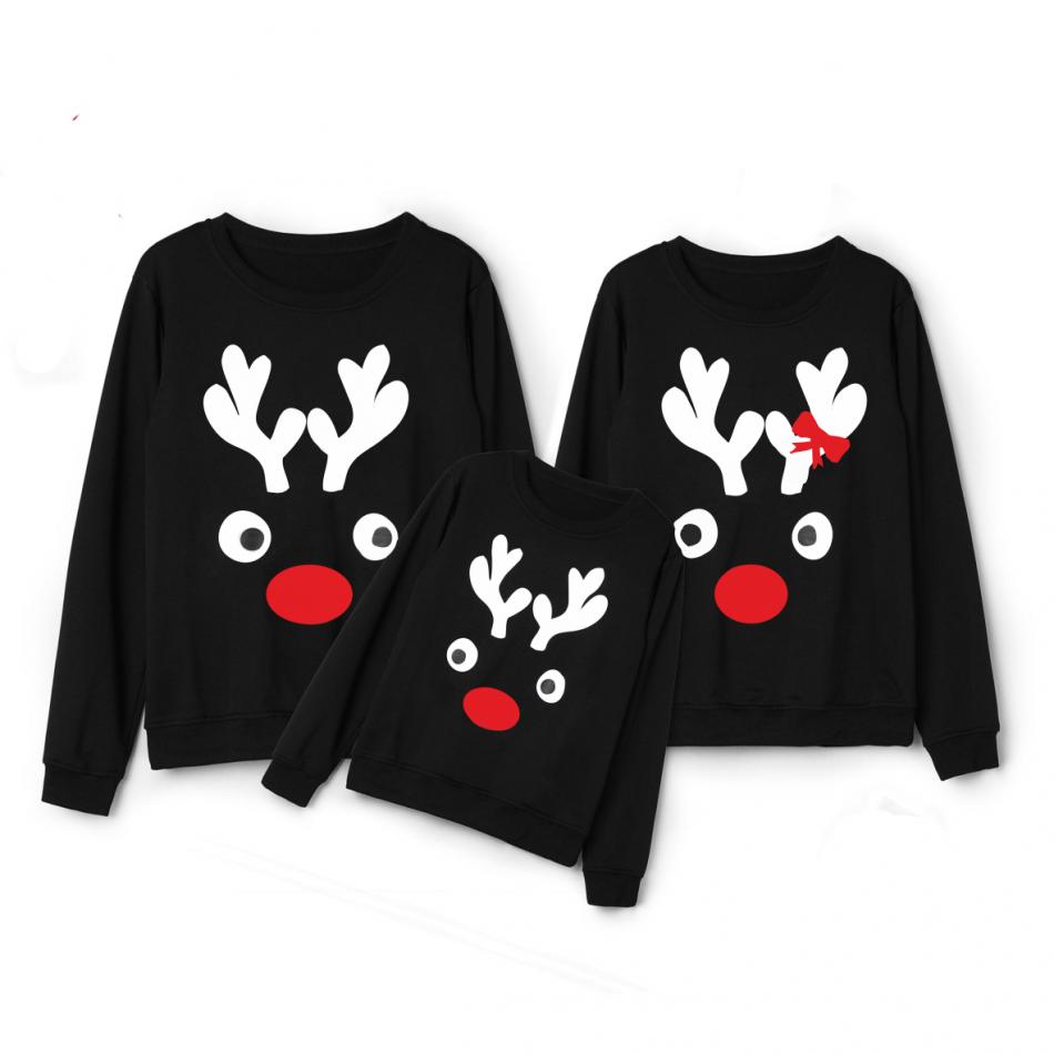 Rodinný set Christmas Elk, Family Edition