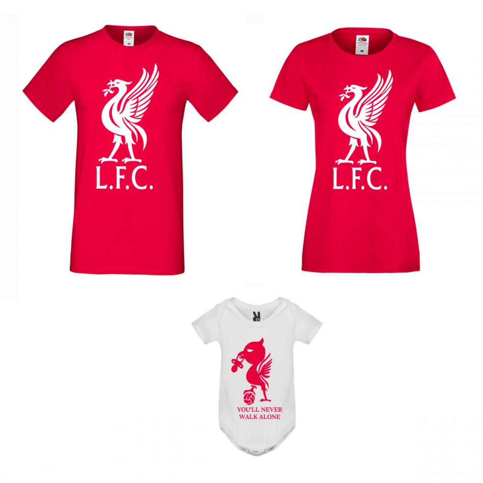 Rodinný set Liverpool