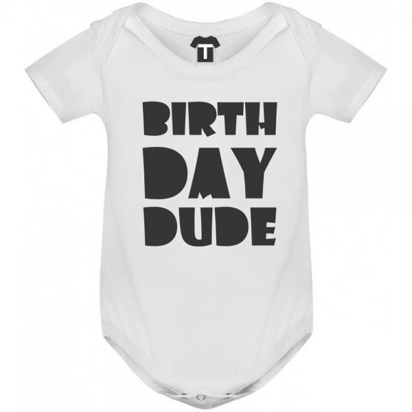 Dětské body Birthday Dude
