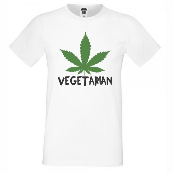 Pánské tričko Vegetarian