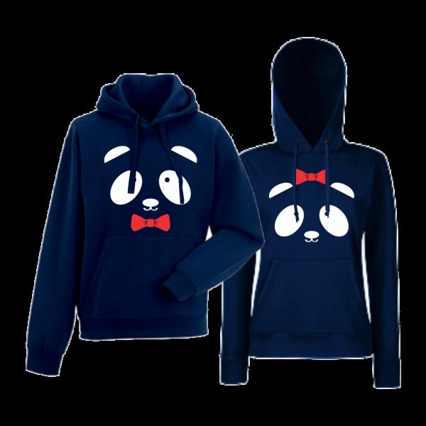 Mikiny pro páry Sweet Panda