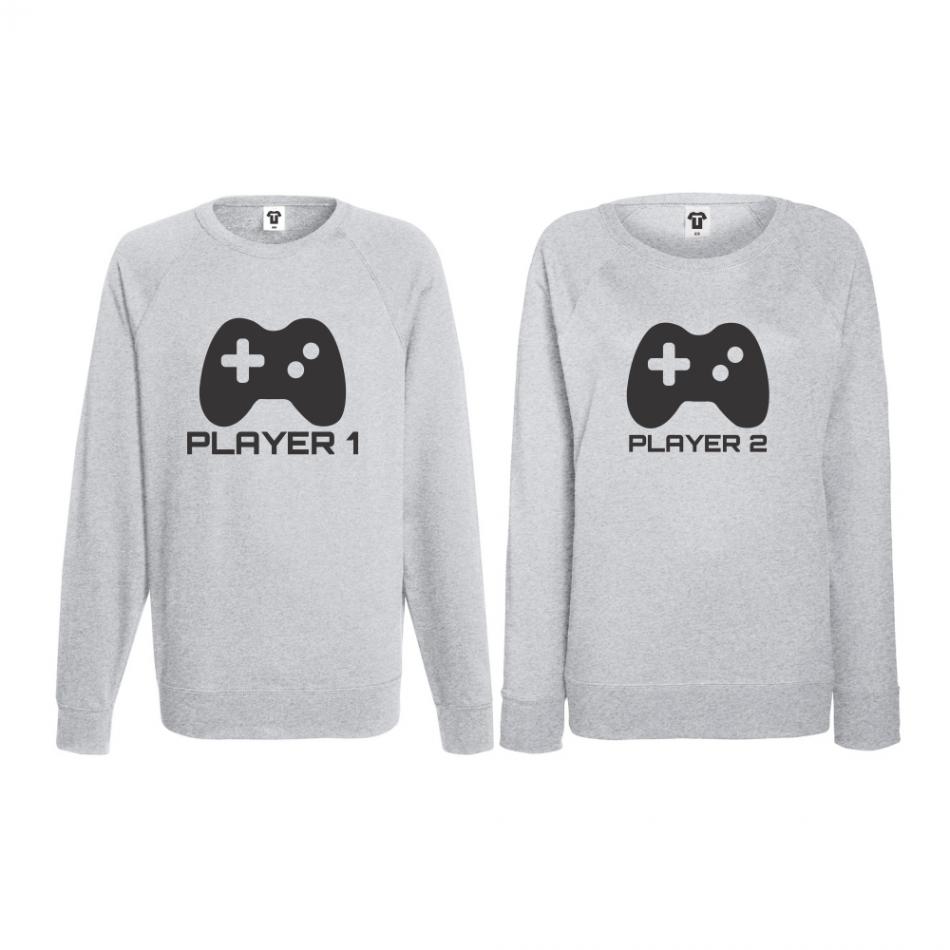 Set triko s dlouhým rukávem Players BD-CP-052G