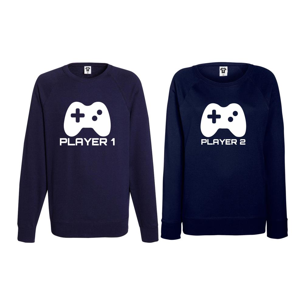 Set triko s dlouhým rukávem Players BD-CP-052N