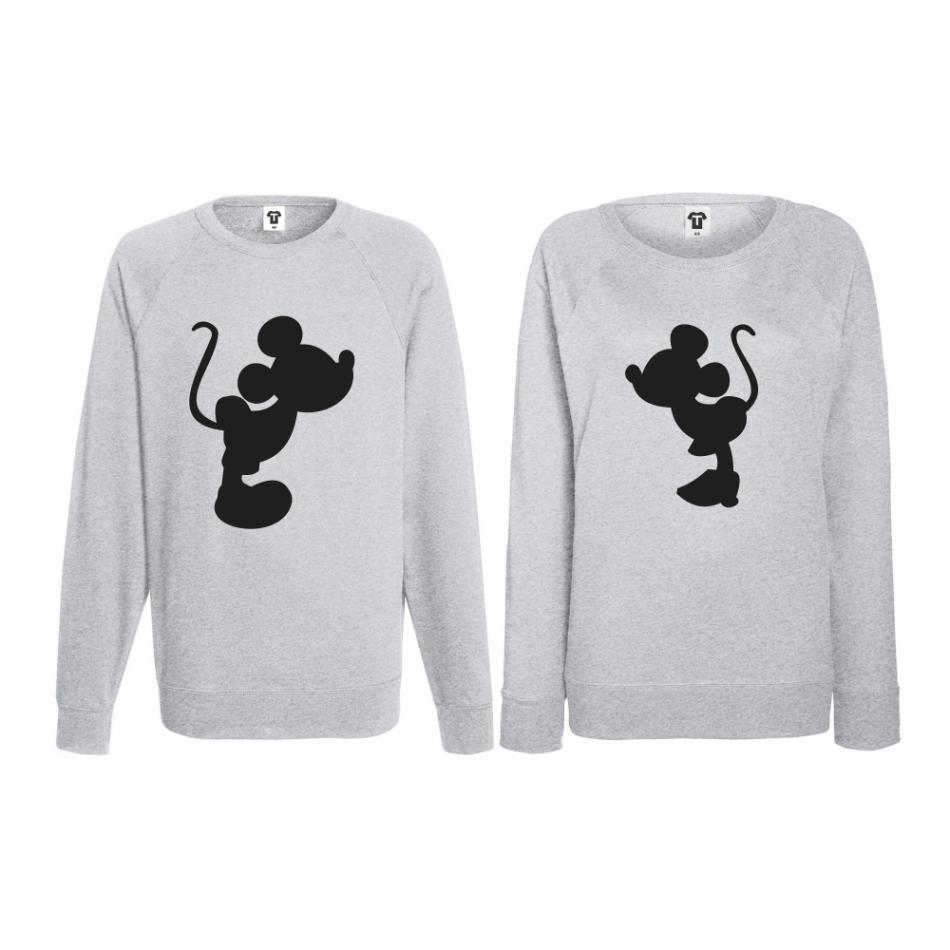 Set triko s dlouhým rukávem Mickey BD-CP-064G