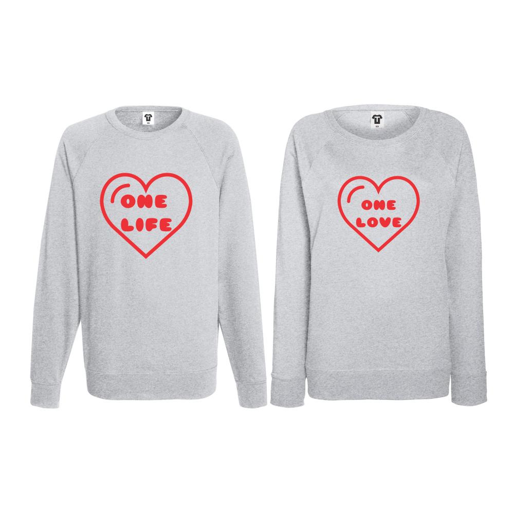Set triko s dlouhým rukávem One Love  BD-CP-107G