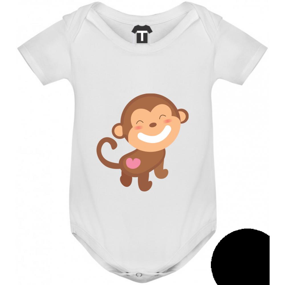 Dětské body Monkey B-D-201