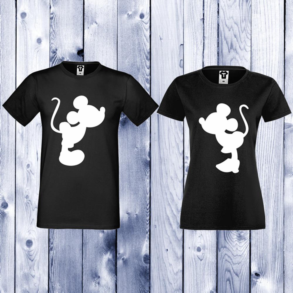 Trička pro páry Mickey Mouse D-CP-064B