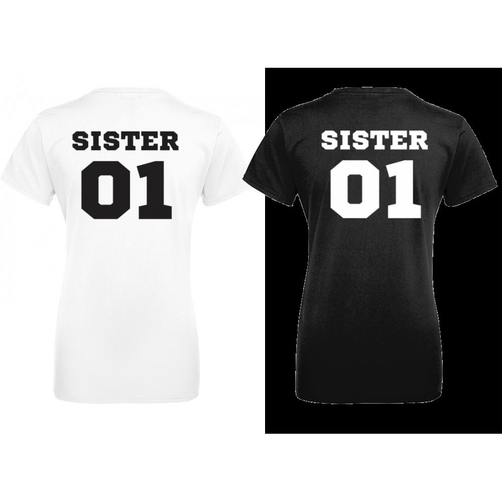 Set Trička SISTER & SISTER 01 D-CP-011