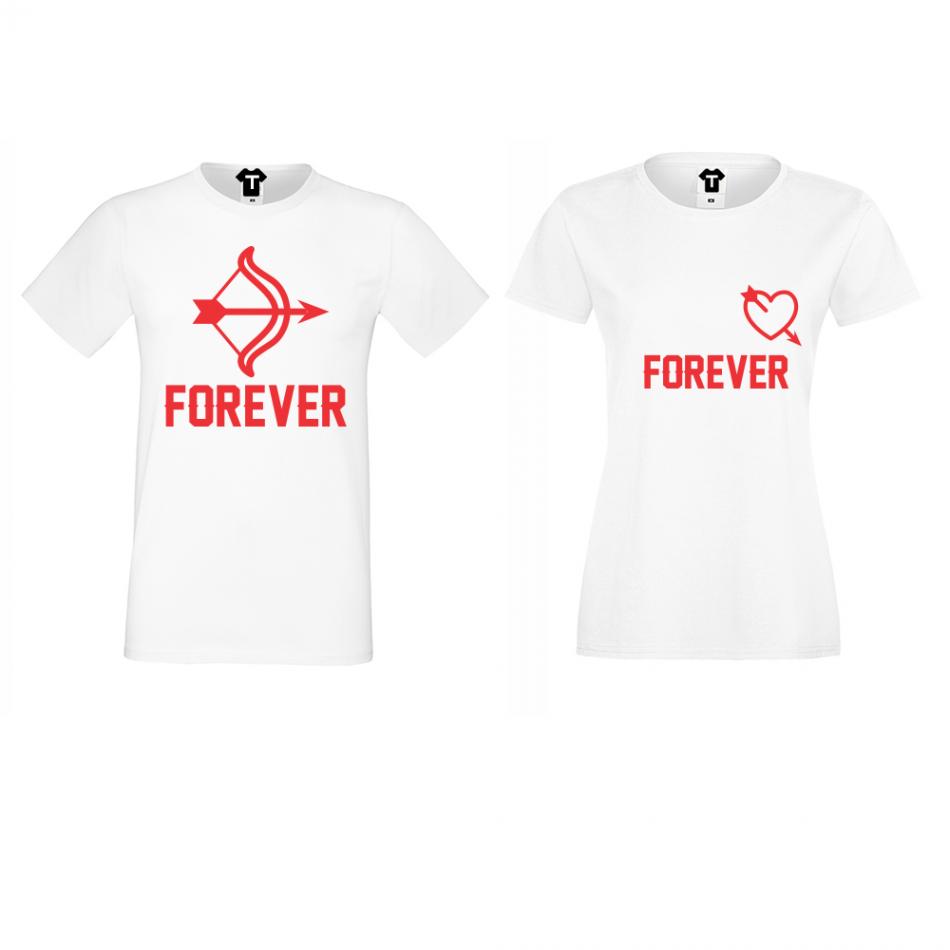 Trička pro páry Forever Arrows D-CP-094