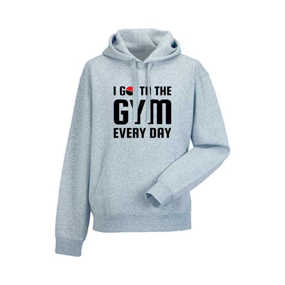 Panska mikina I Go to the Gym   HD-M-FIT-013G