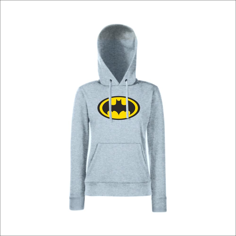 Dámská mikina Batman HDS-W-156G