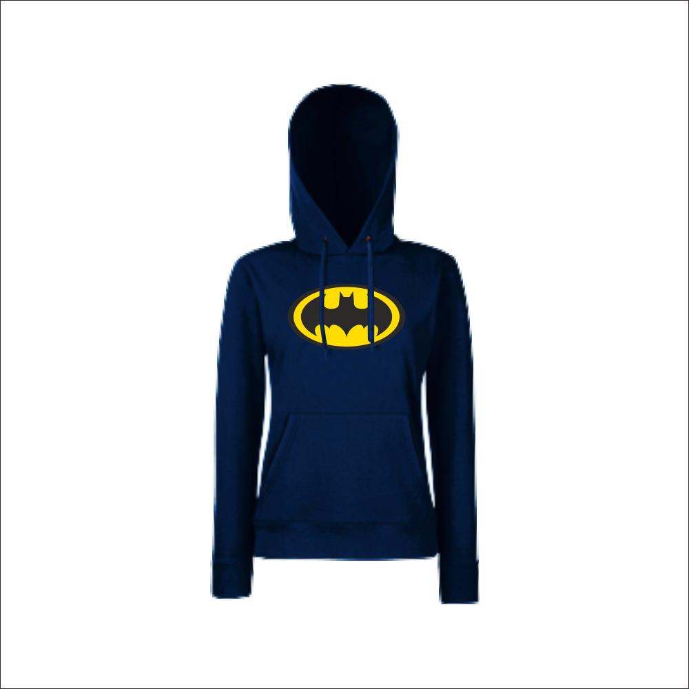 Dámská mikina Batman HDS-W-156N