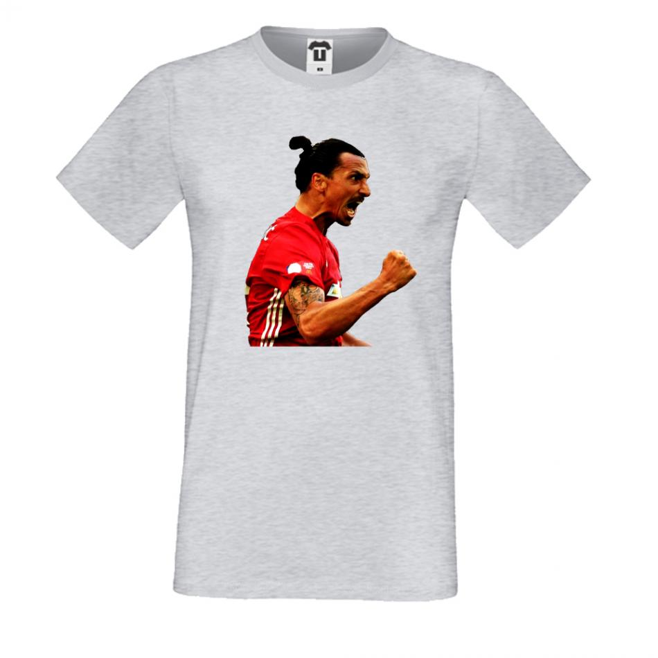 Pánská trička  Zlatan P-M-011G
