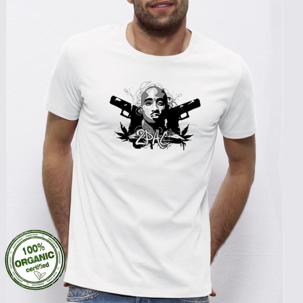 Pánská trička 2 pac P-M-015