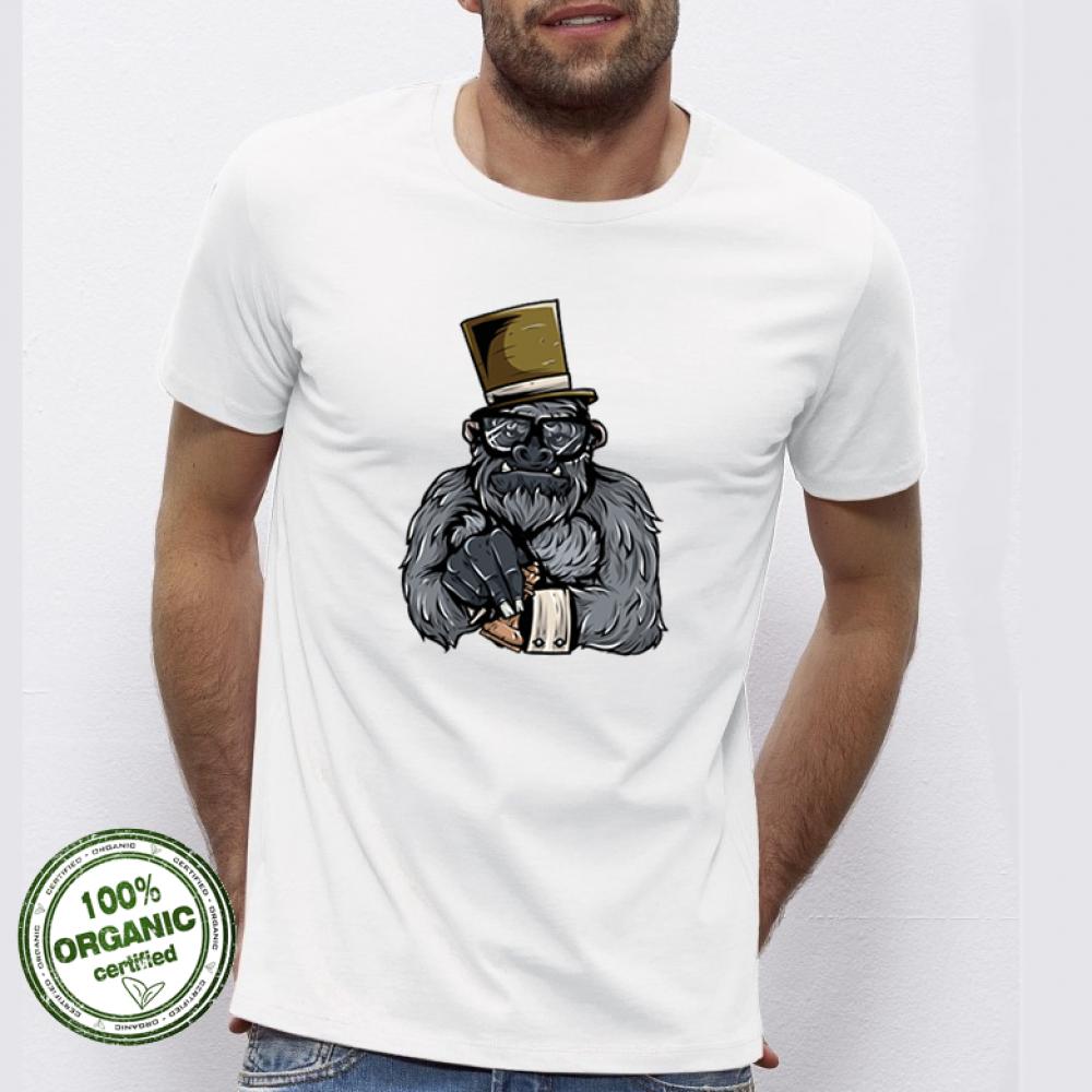 Pánská trička  Monkey P-M-024