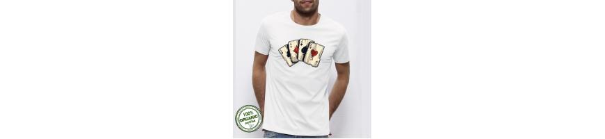 Karty a poker - TShirt24.cz