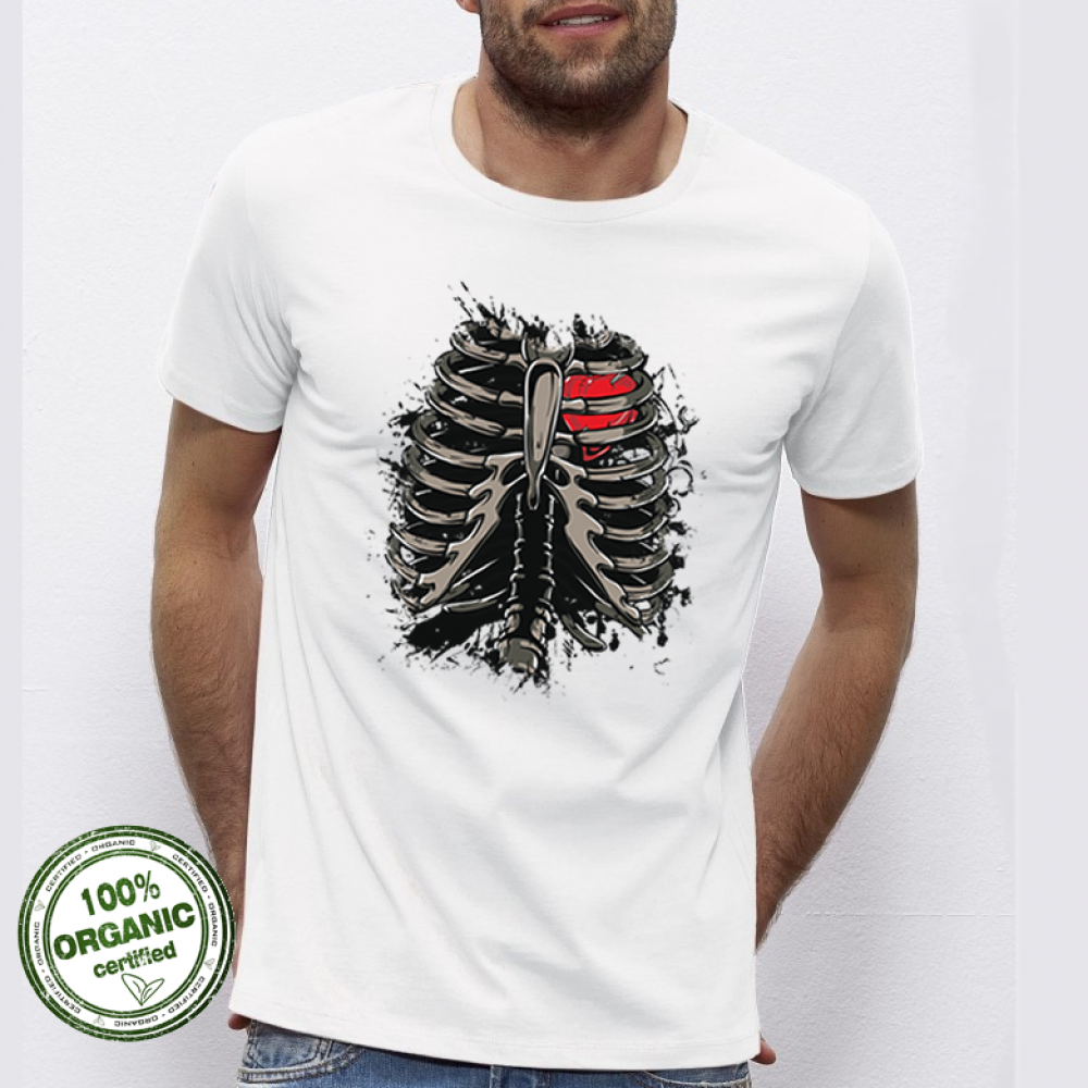 Pánská trička Heart P-M-030