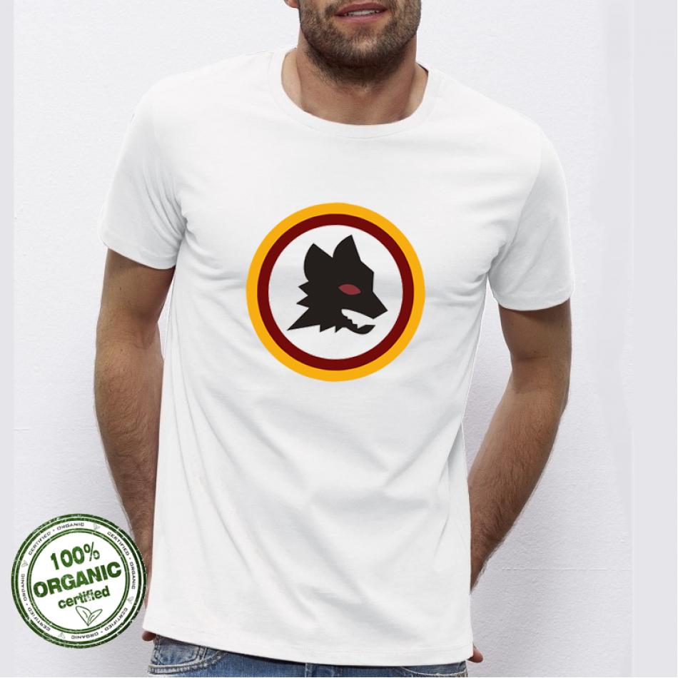 Pánská trička Roma Old Logo P-M-031