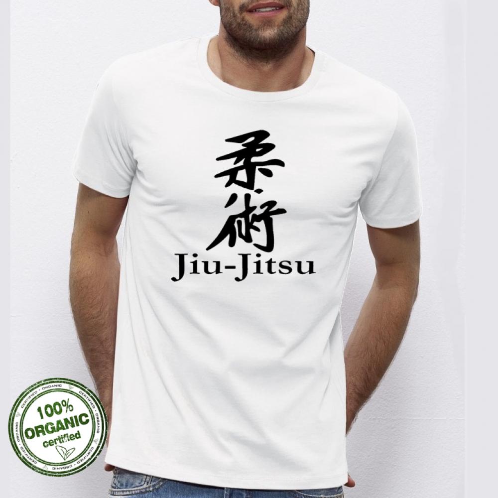 Pánská trička Jiu-Jitsu P-M-039