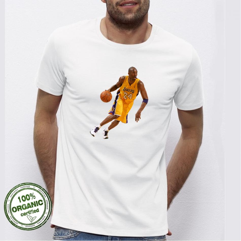 Pánská trička Kobe Bryant 24 P-M-047