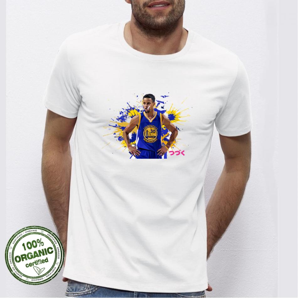 Pánská trička Stephen Curry P-M-048