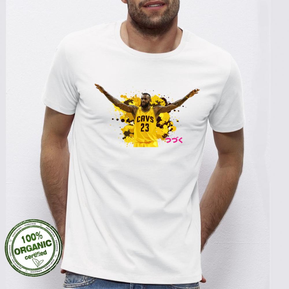 Pánská trička Lebron James P-M-049