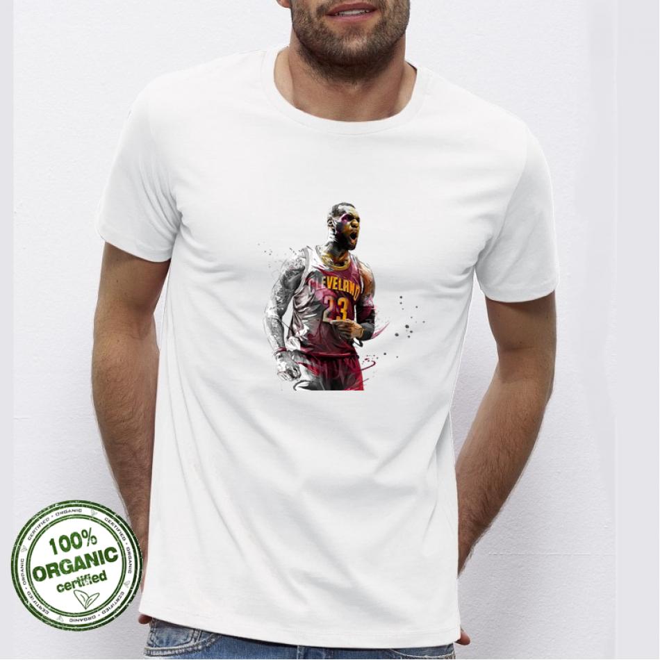 Pánská trička Lebron James 23 P-M-050