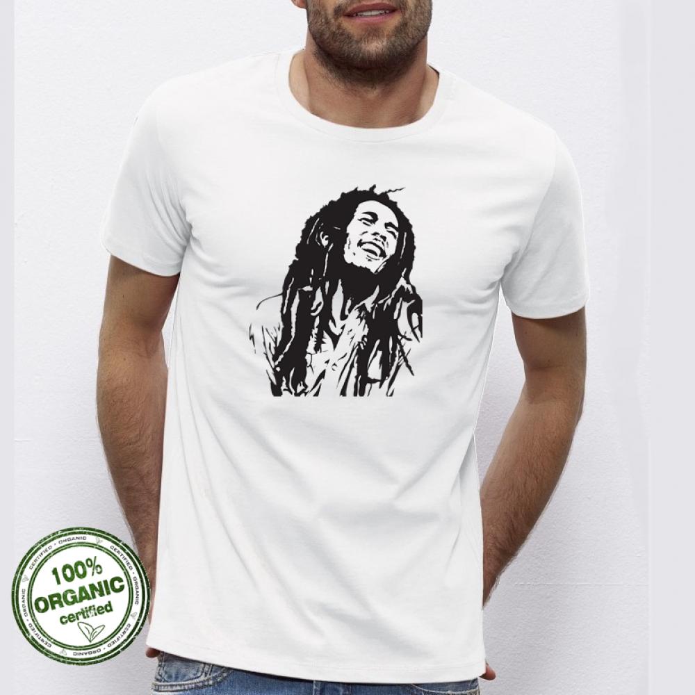 Pánská trička Bob Marley P-M-055