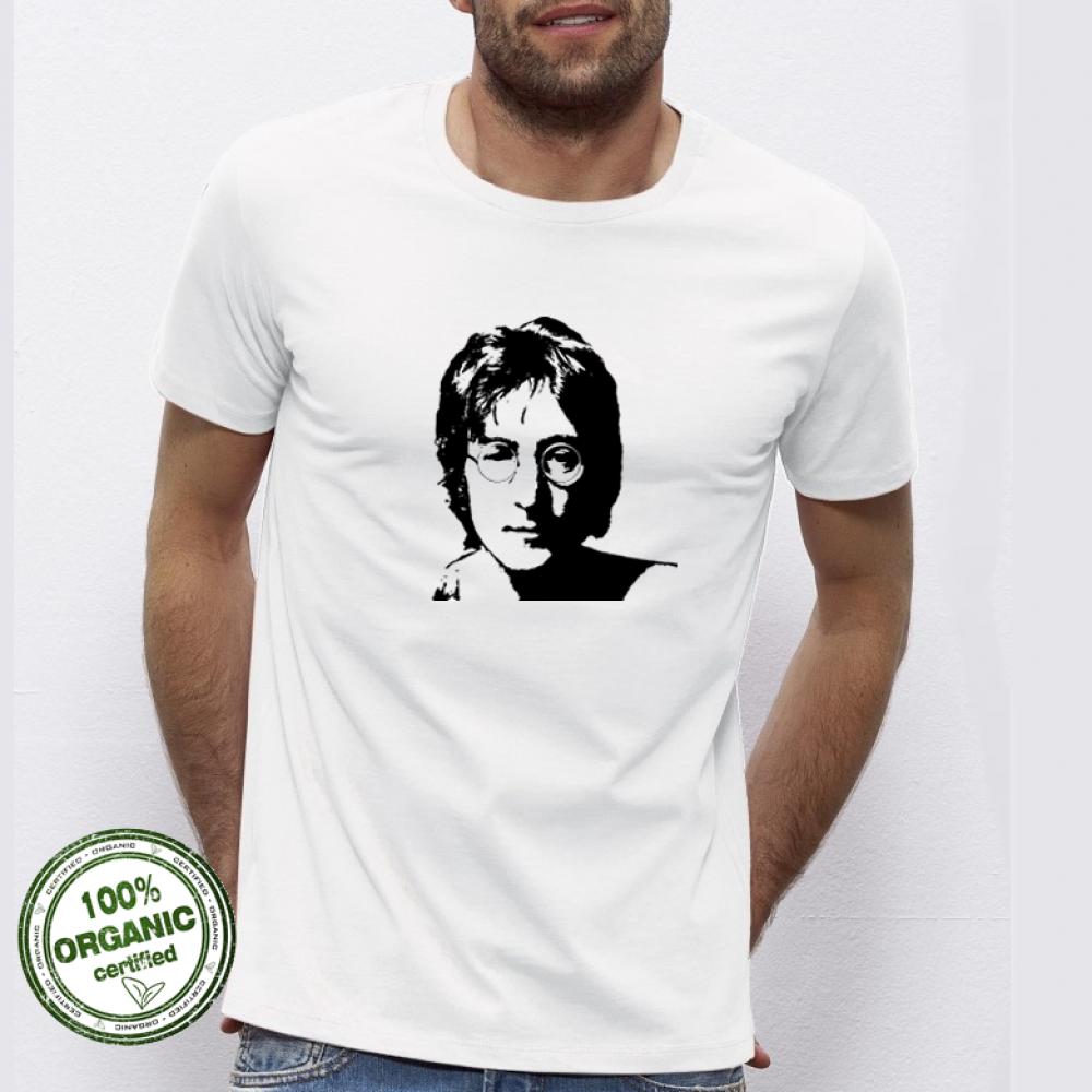 Pánská trička John Lennon P-M-057