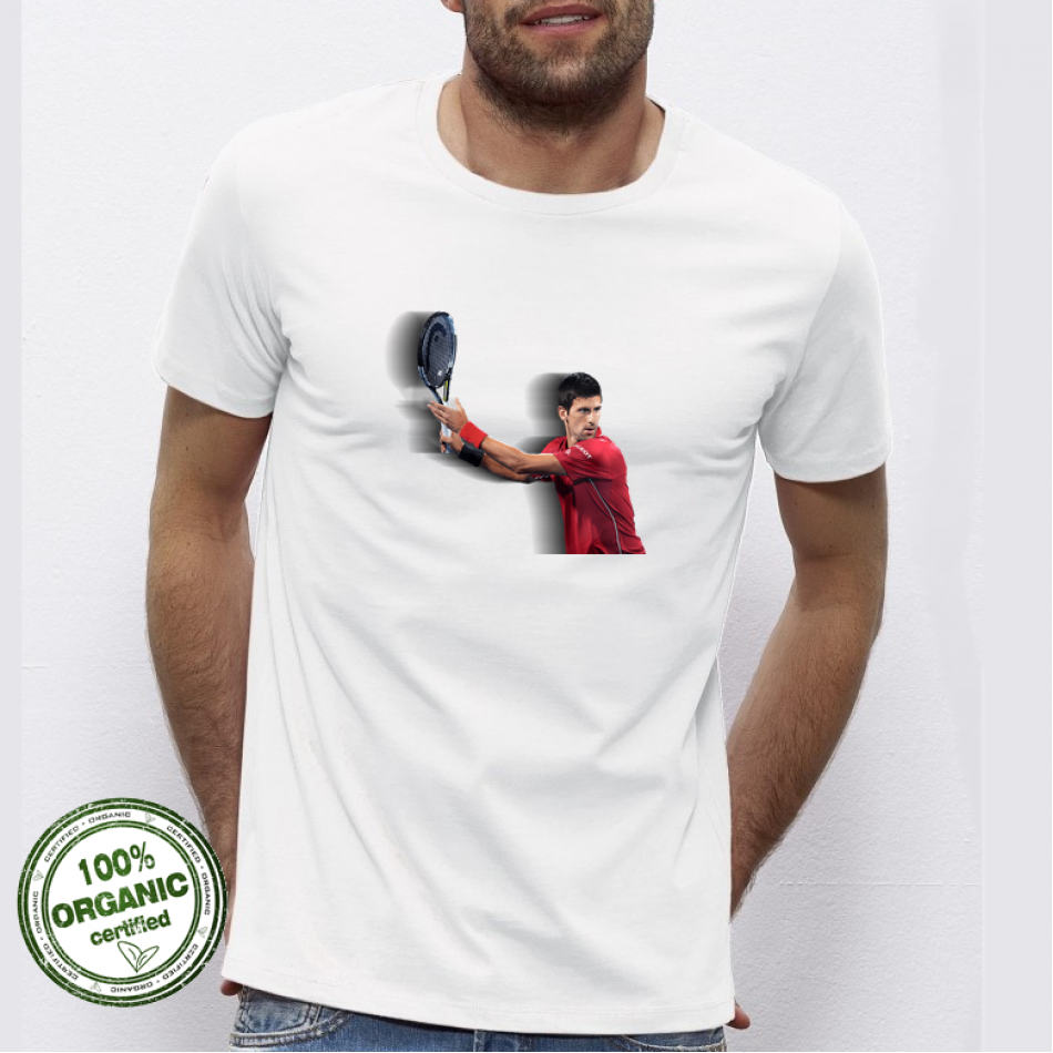 Pánská trička Novak Djokovic P-M-064