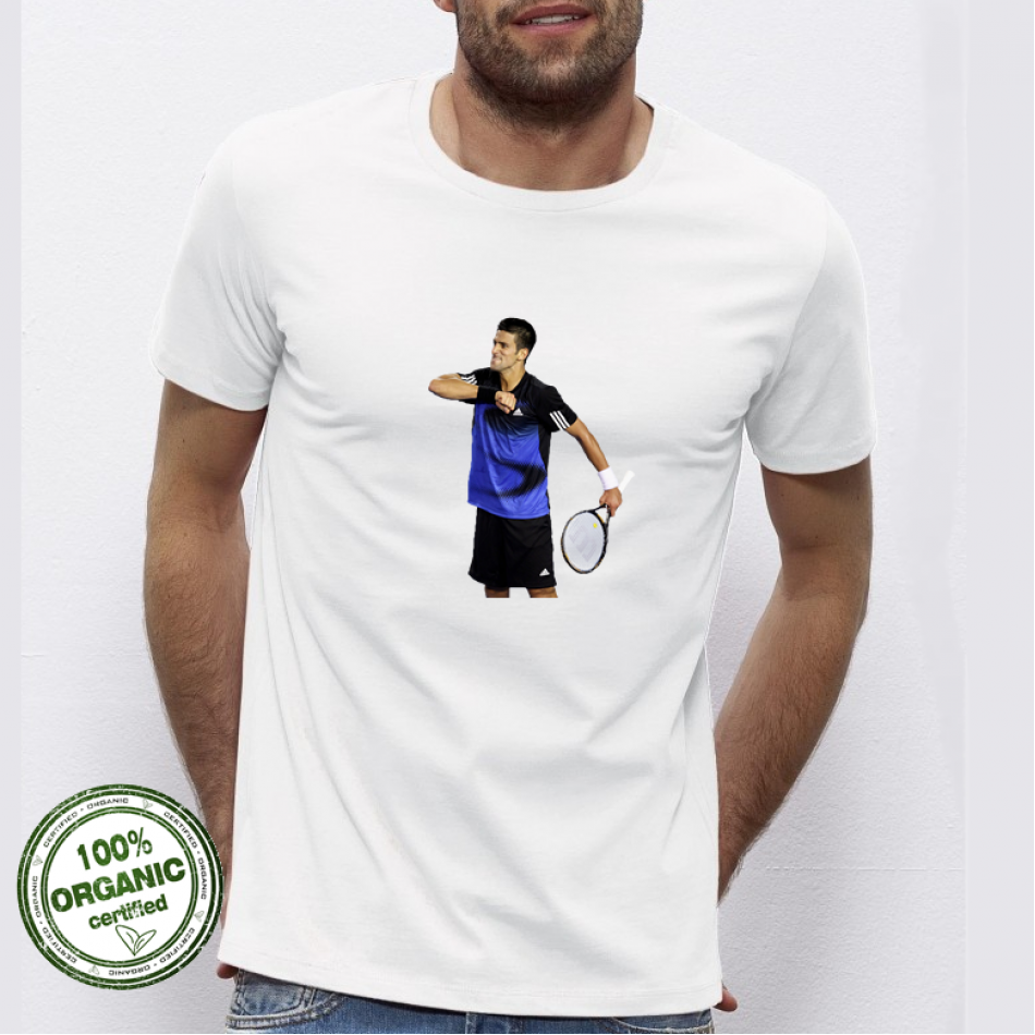 Pánská trička Novak Djokovic P-M-065