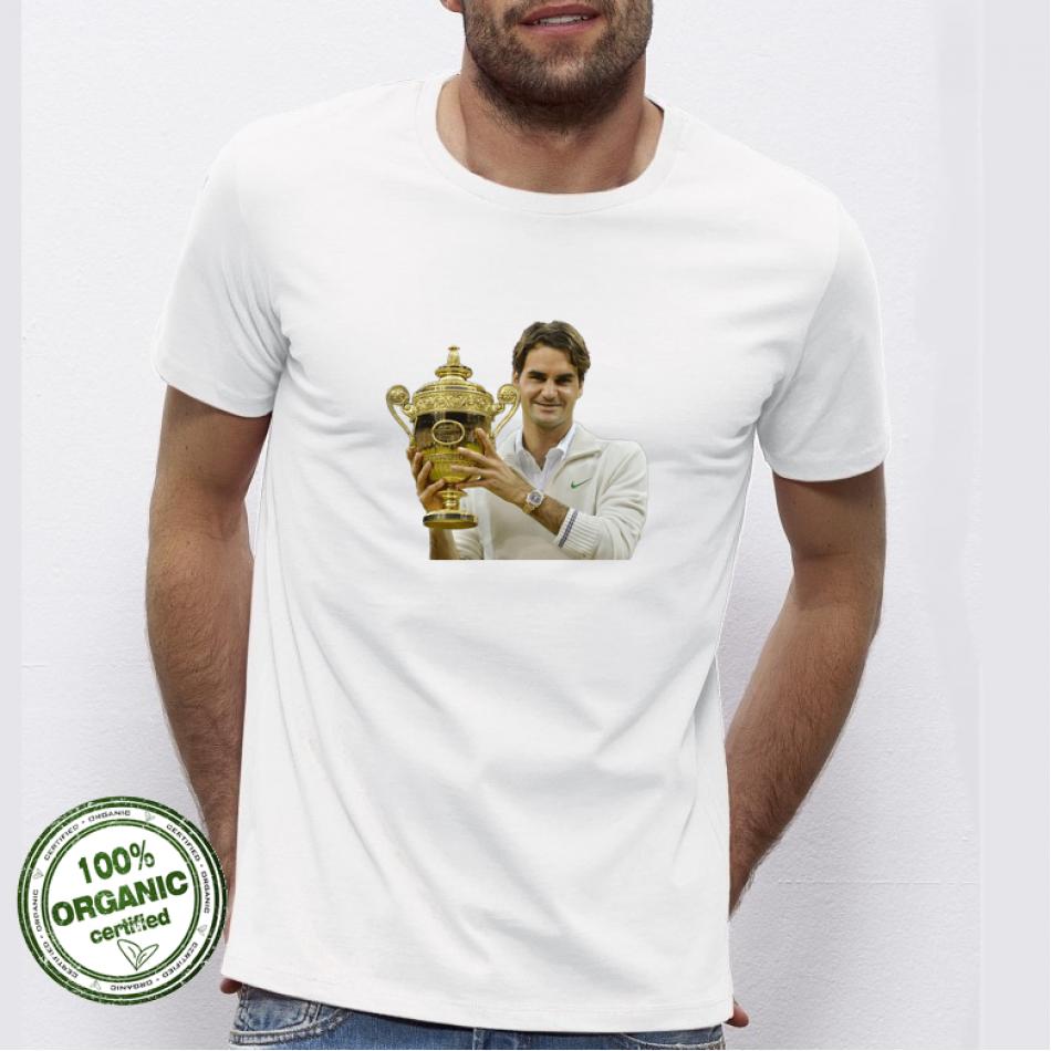 Pánská trička Roger Federer P-M-067