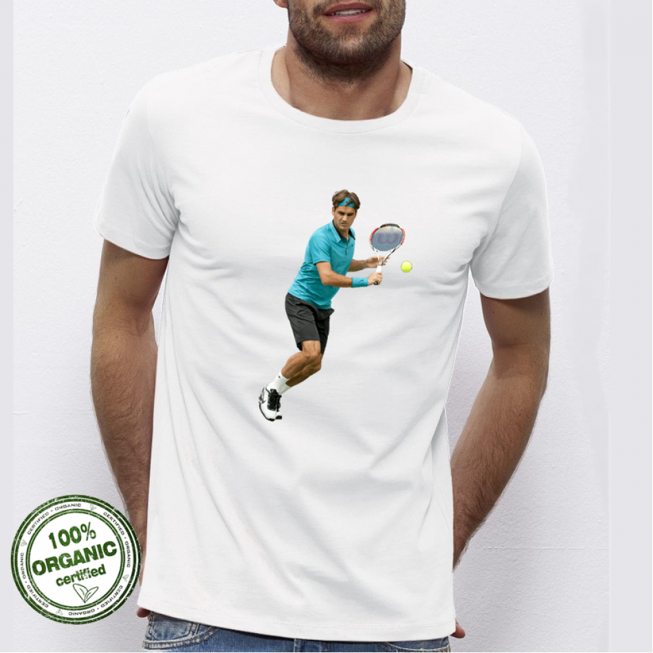 Pánská trička Roger Federer P-M-068