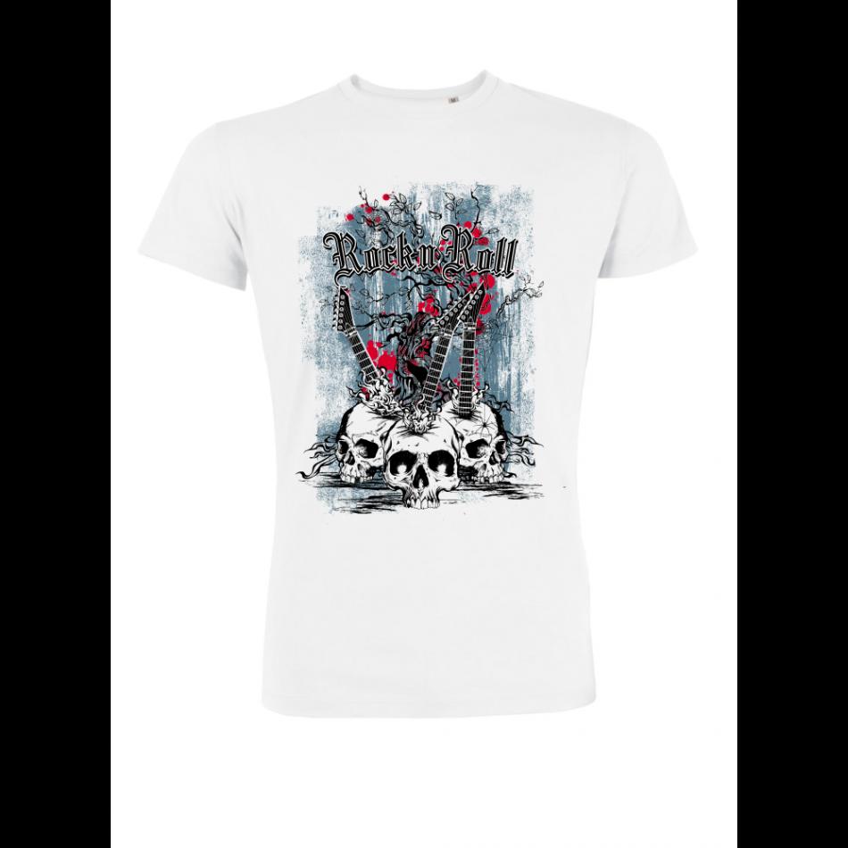 Pánská trička Rock and Roll P-M-127