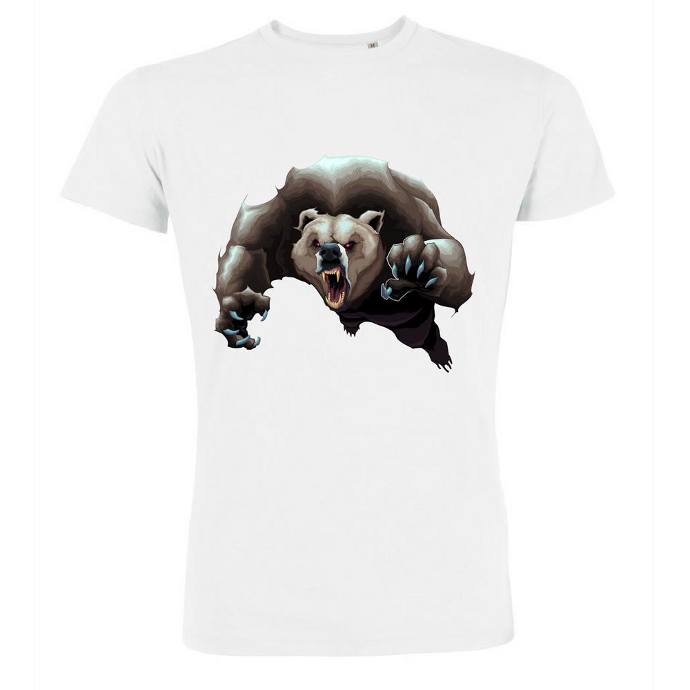 Pánská trička Angry Bear P-M-136