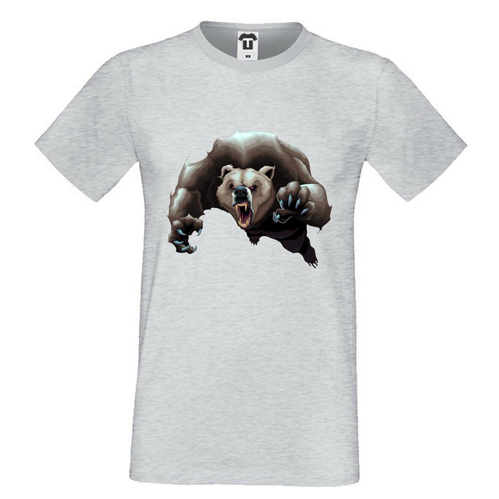 Pánská trička Angry Bear P-M-136G