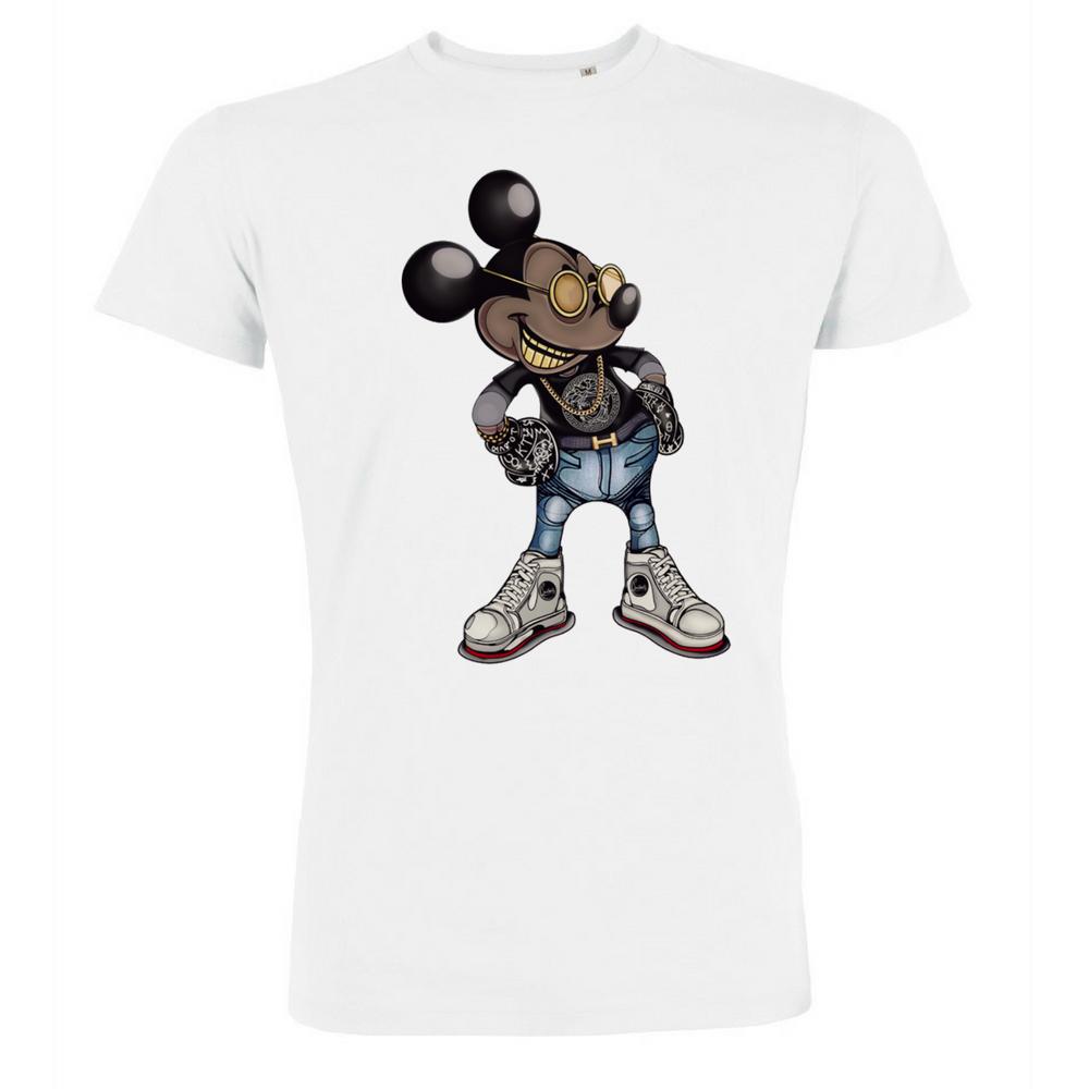 Pánská trička Mickey Modern P-M-138