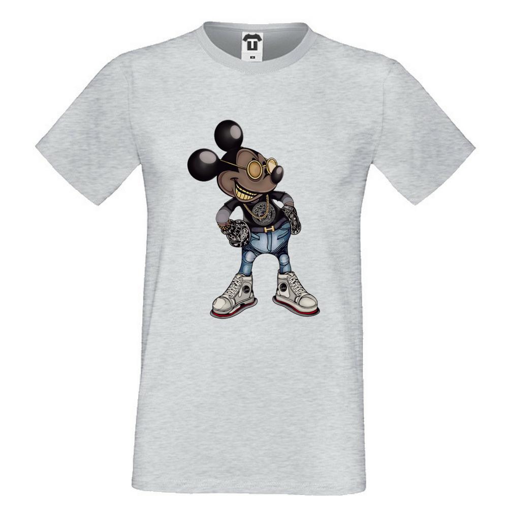 Pánská trička Mickey Modern P-M-138G