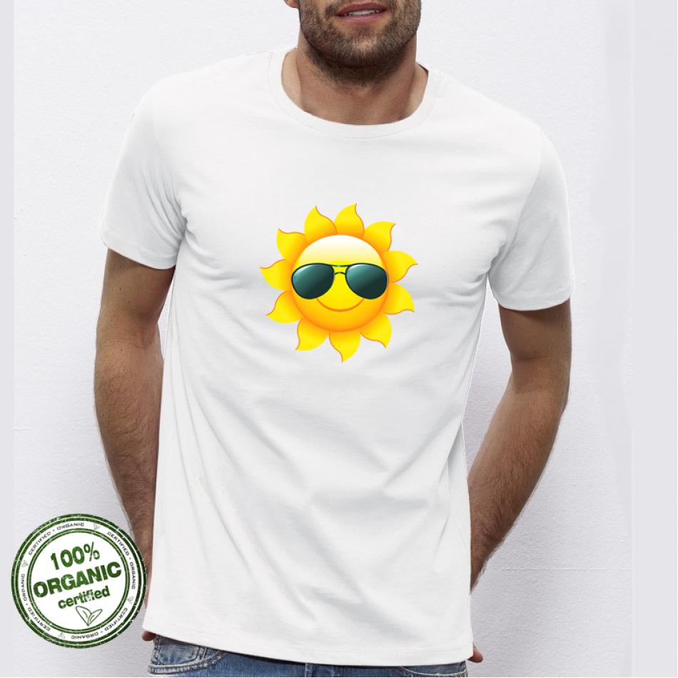 Pánská trička Sun P-M-169