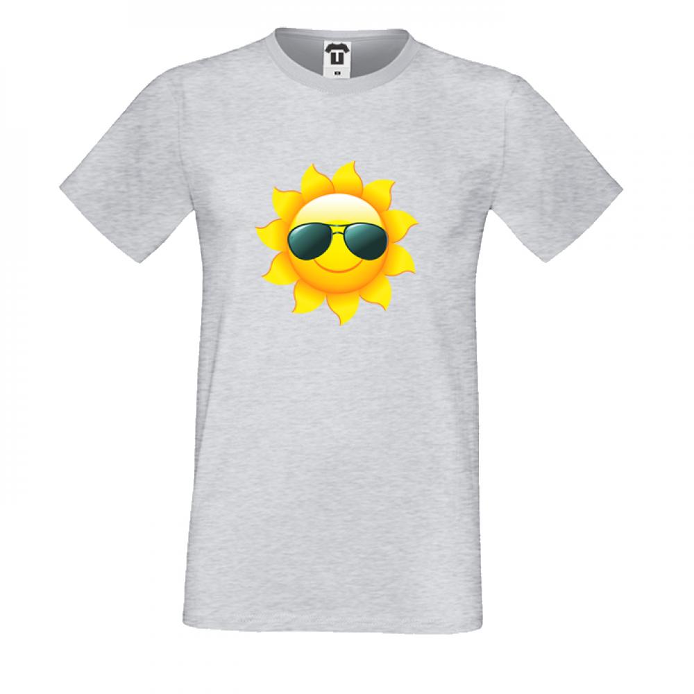 Pánská trička Sun P-M-169G