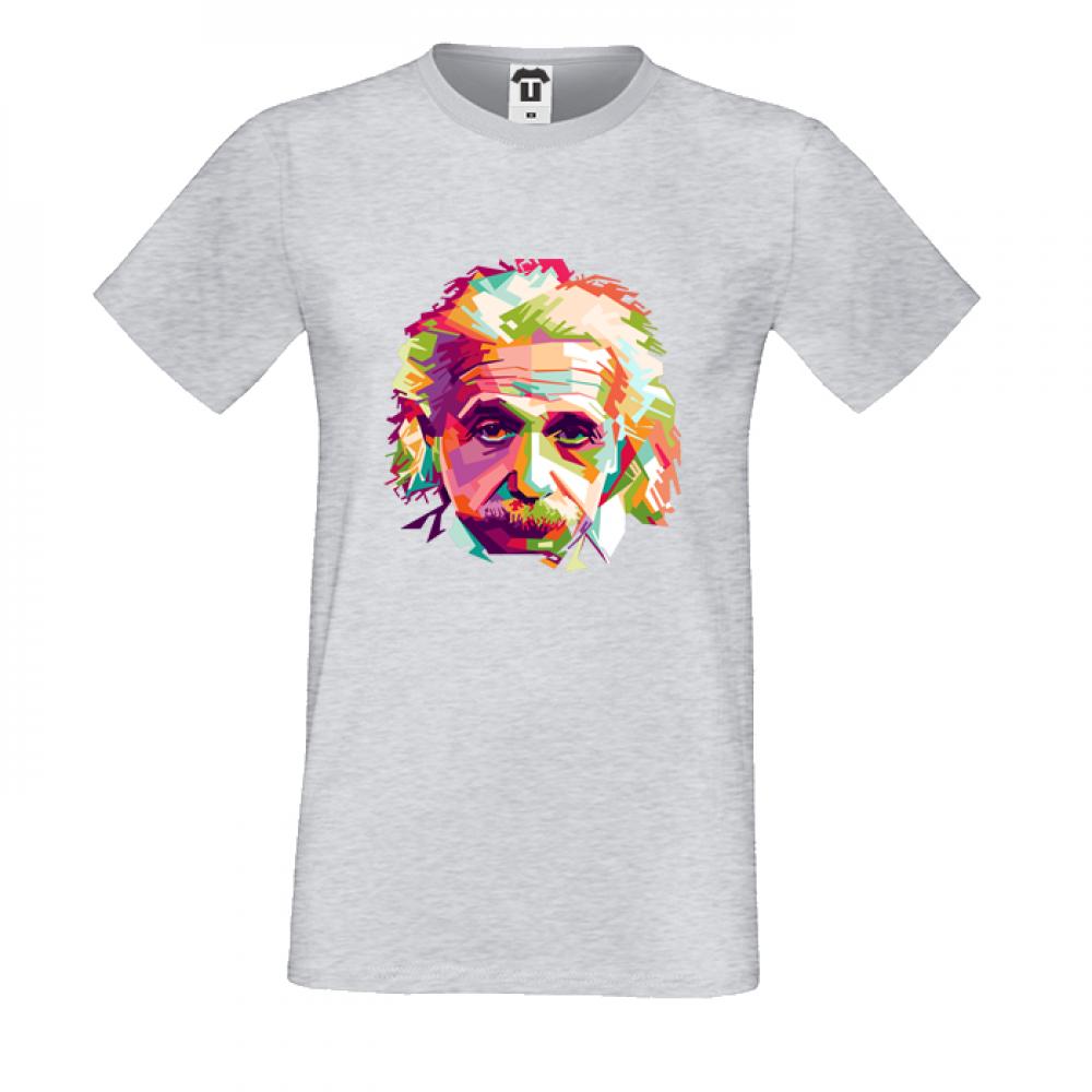 Pánská trička Einstein P-M-171G