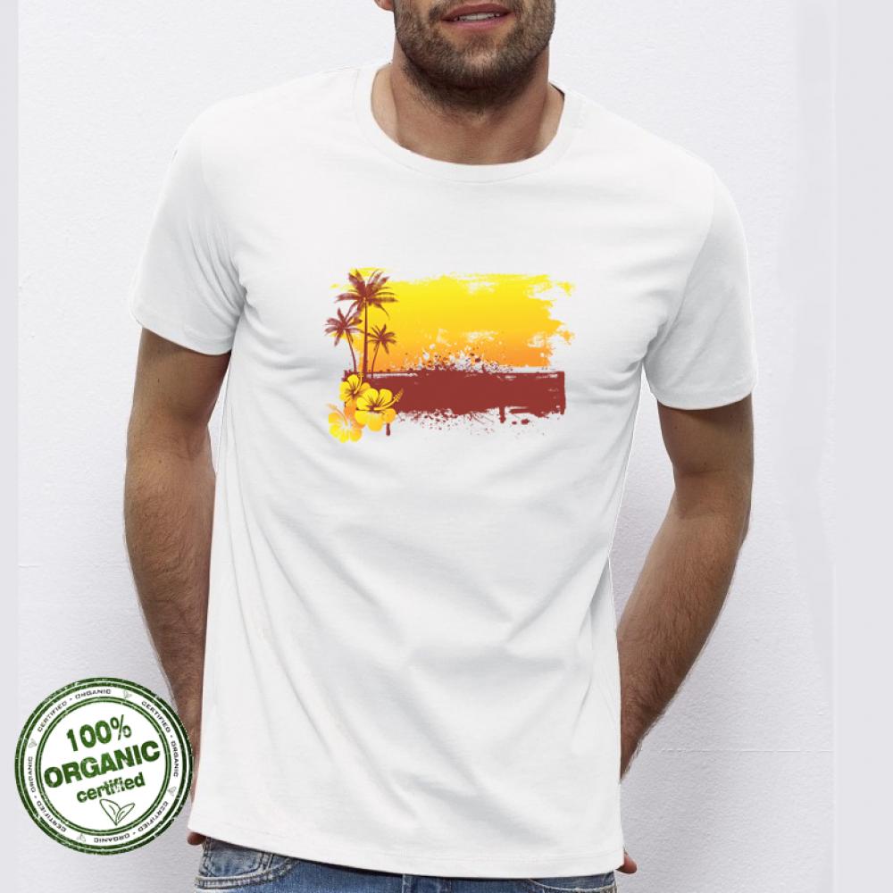 Pánská trička Summer Sunset P-M-179