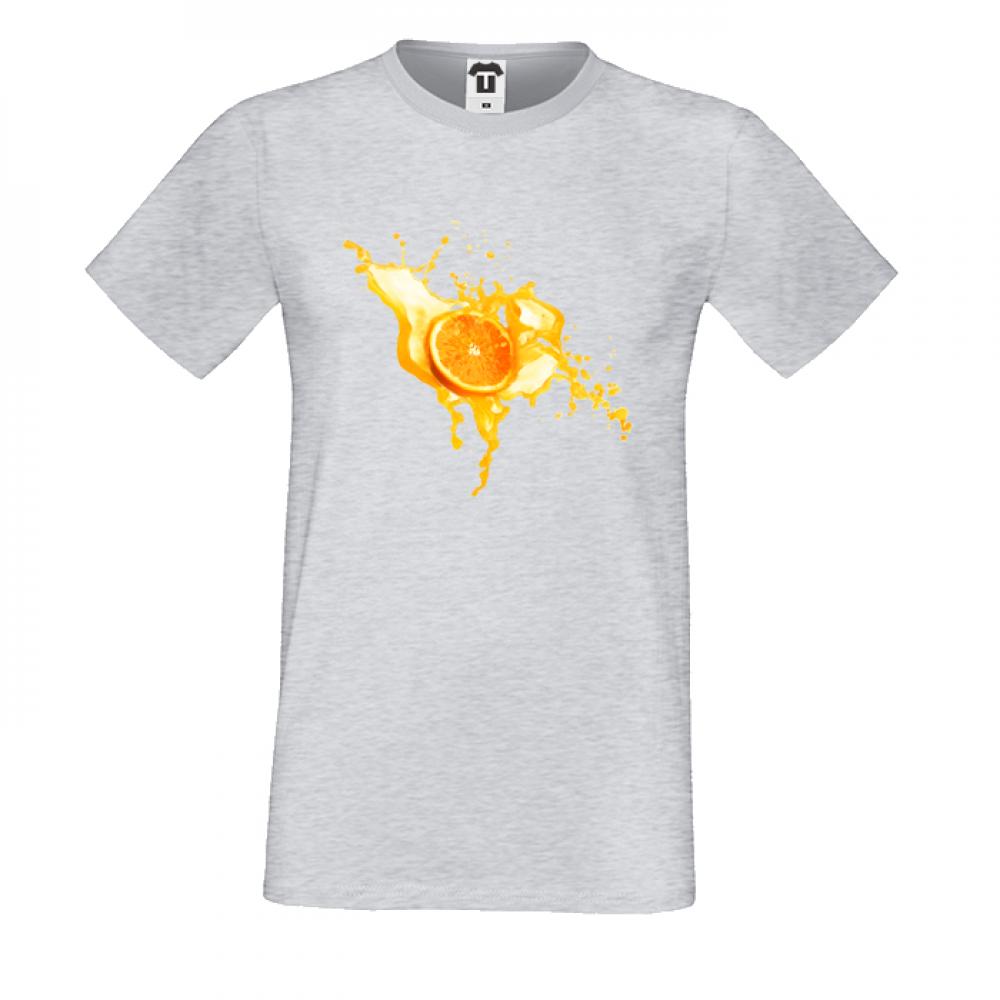 Pánská trička Orange P-M-180G