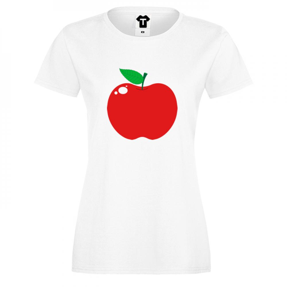 Dámské tričko  Red Apple P-W-008