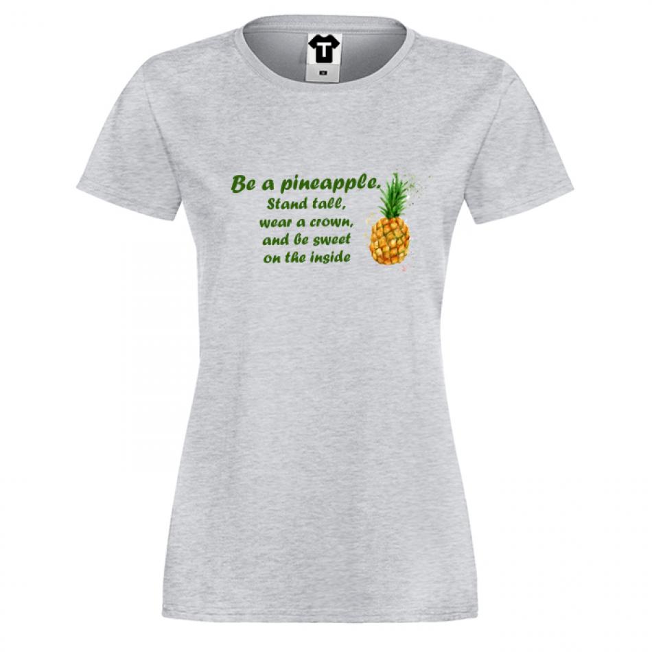 Dámské tričko Pineapple P-W-023G