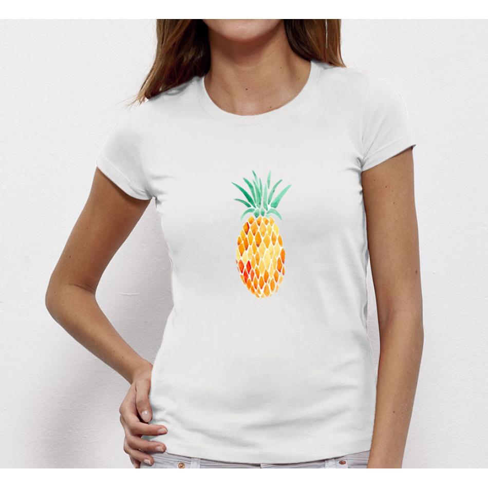 Dámské tričko Pineapple P-W-035