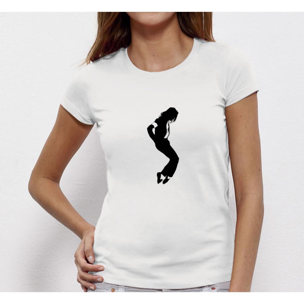 Dámské tričko Michael Jackson P-W-056