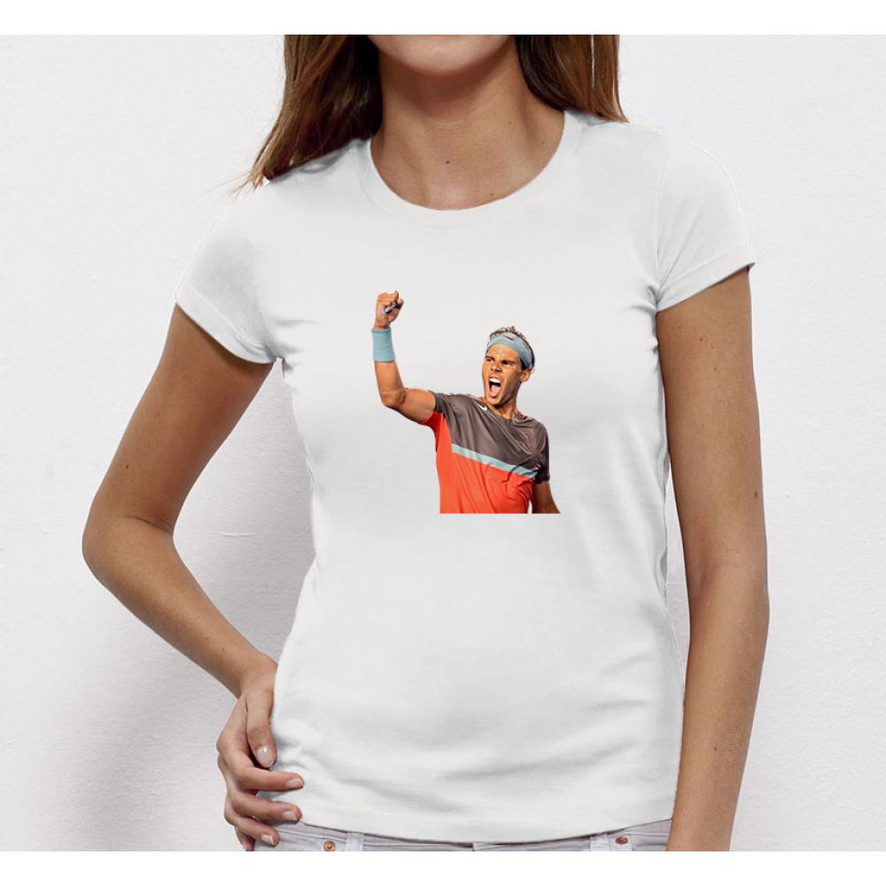 Dámské tričko Rafa Nadal P-W-059