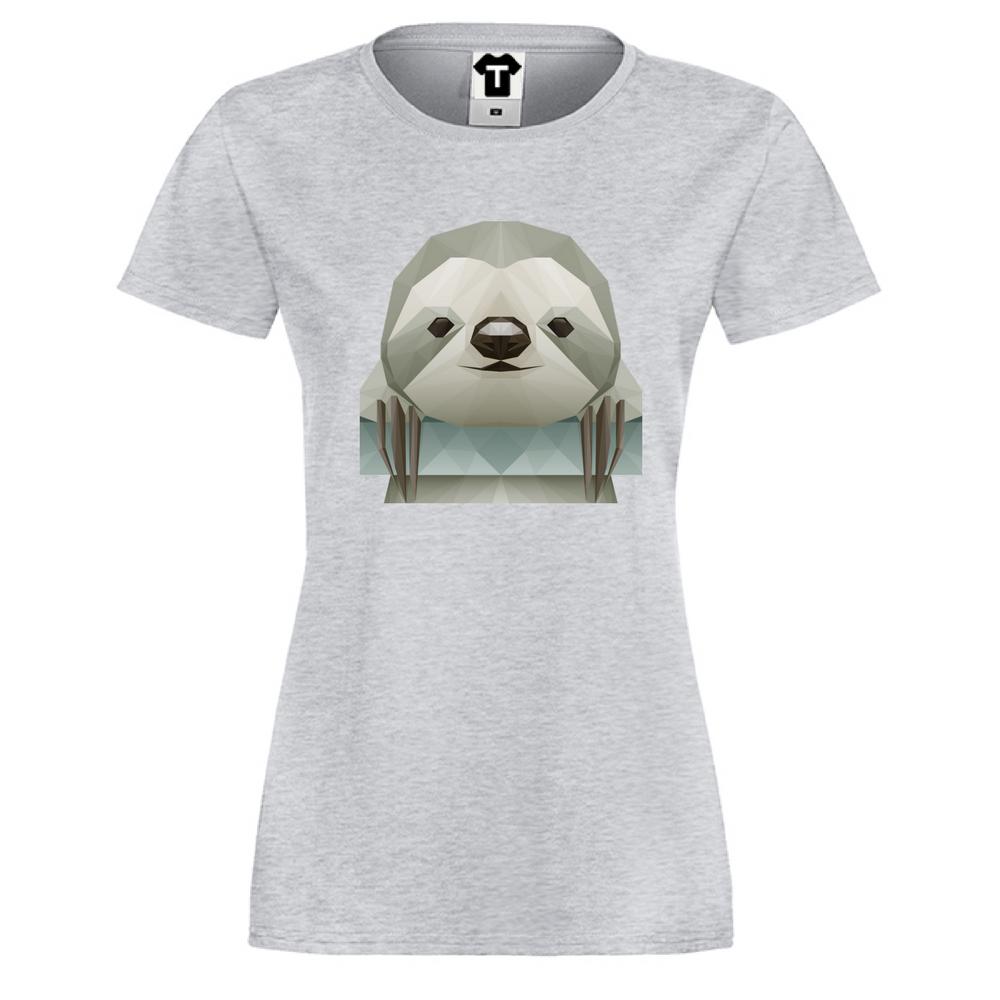 Damské tričko Penguin Polygonal P-W-148G
