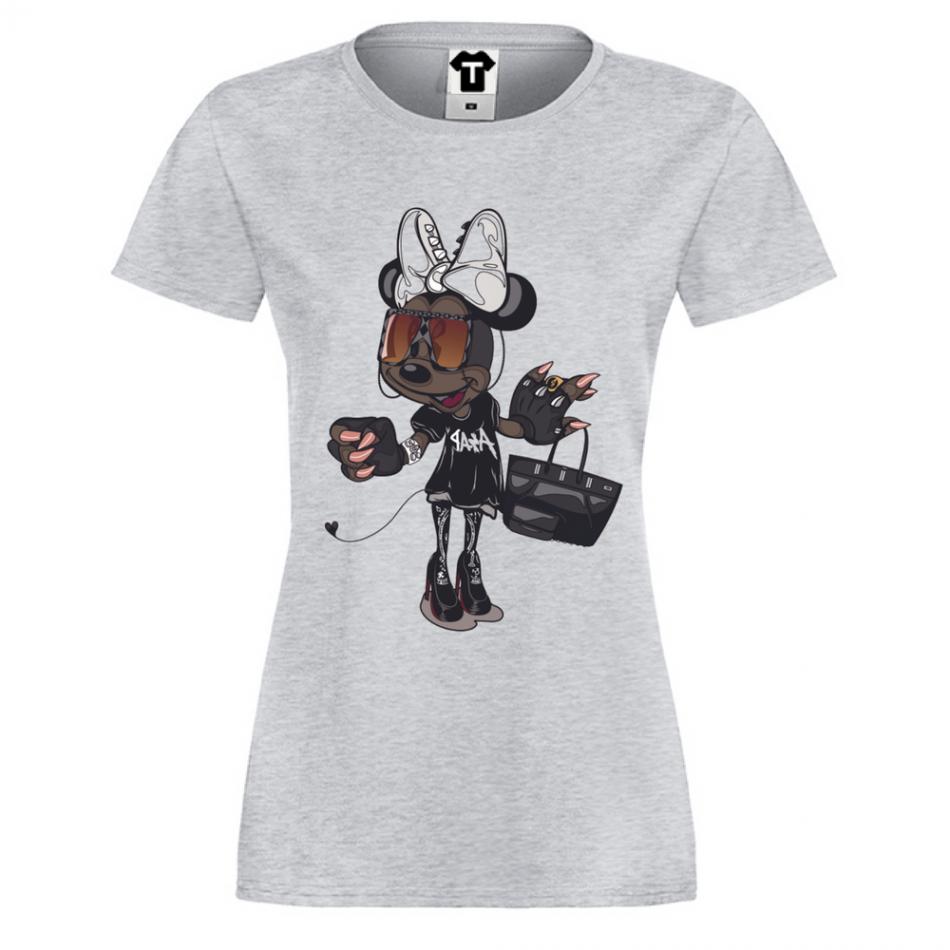 Damské tričko Modern Minnie P-W-154G
